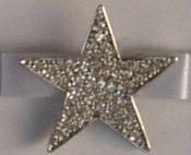 crystal star charm 180