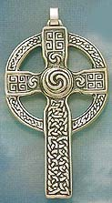 ar-farr Celtic cross