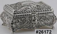 Victorian jewelry box