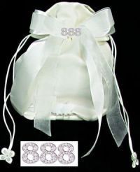888 theme wedding gifts and accessories