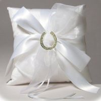 good luck or horse wedding accessories ensemble