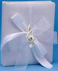 music theme wedding gifts and accessories
