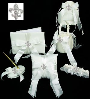 Wedding gifts and bridal accessories
