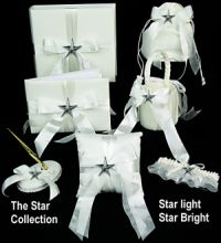 star theme wedding accessories