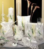 Check out our complete accessory collections general and for theme weddings
