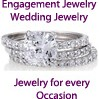 Engagement and wedding jewelry