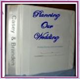 Personalized Wedding Planner & Organizer